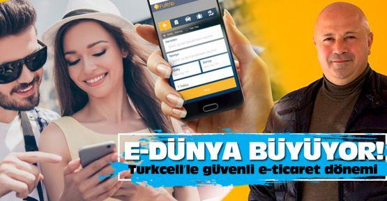 Turkcell'le güvenli e-ticaret dönemi