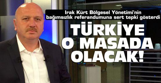 Türkiye o masada olacak!