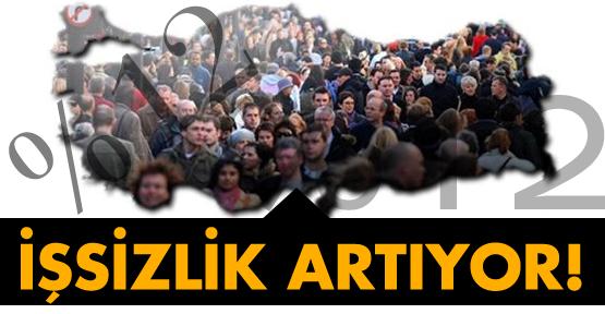 Türkiye'de işsiz sayısı artıyor!