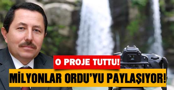 Vali Balkanlıoğlu'nun projesi tuttu!
