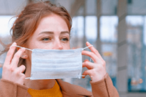 Kullandığınız maske gerçek mi?