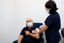 Ordu'da 11 bin sağlık çalışanı aşı olacak