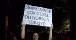 Gezi Parkı protestolarından gülümseten kareler...