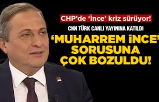 CHP'li Torun o soruya çok bozuldu!