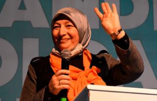 AK Partili Ayşegül Baysal güven tazeledi