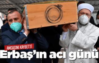 Diyanet İşleri Başkanı Ali Erbaş'ın acı...