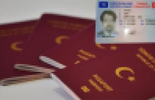 Pasaport ve ehliyette yeni dönem
