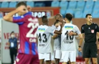 Trabzonspor - Beşiktaş Karşılaşması