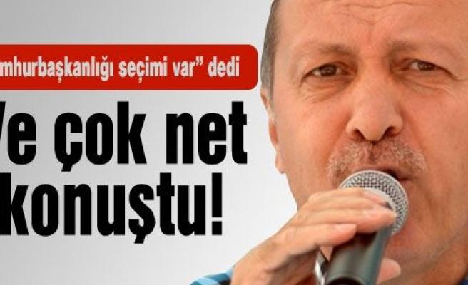 Erdoğan: Adayımız birinci turda Cumhurbaşkanı olsun