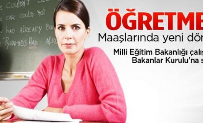 Öğretmenin maaşı sınavla artacak!