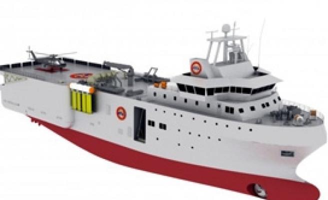 Türkiye son teknoloji sismik gemi alıyor