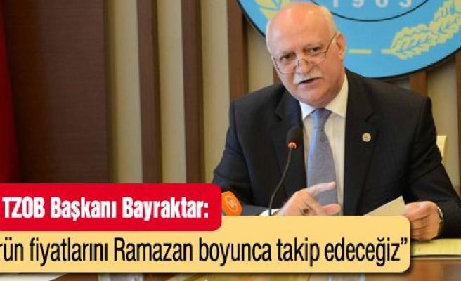 TZOB Başkanı: