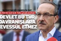 Vali Yavuz'dan İmamoğlu'na net yanıt!