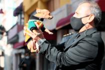 """Vali Sonel: """"Allah rızası için maskelerimizi düzgün takalım"""""""