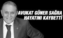 Avukat Güner Sağra hayatını kaybetti