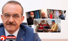 "Vali Yavuz: ""Paylaşmaktan mutluyum"""