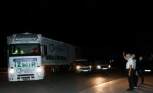 Ordu'dan İzmir'e yardım eli