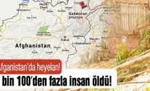 Heyelanda 2 bin 100'den fazla insan öldü!