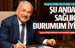 Başkan Güler'den sevindirici haber