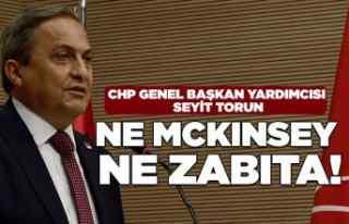 CHP'li Torun'dan 'zabıta' tepkisi