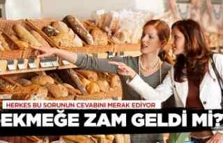 Ekmek fiyatları arttı mı?