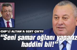 MHP'li Enginyurt CHP'li Altan'a çok...