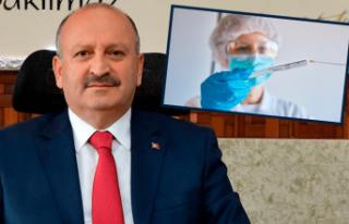 Başkan Tavlı'dan Koronavirüs açıklaması