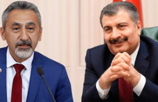 CHP'li Adıgüzel'den Bakan Koca'ya...