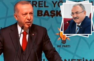 Cumhurbaşkanı'ndan Başkan Güler'e geçmiş...