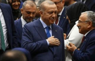 Cumhurbaşkanı Erdoğan'dan Ordululara selam...