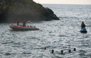 Ordu'da bir kişi daha denizde kayboldu