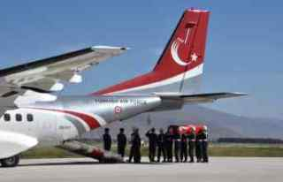 Şehit Uzman Çavuş Çetin Ak için Erzurum'da...
