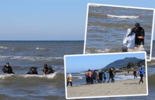 19 yaşındaki genci Karadeniz aldı