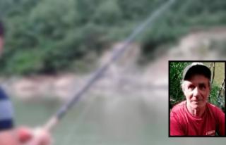 Irmakta balık tutmak istedi ölü bulundu