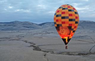 Perşembe Yaylası'nda balon turizmi başlıyor