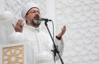 Ali Erbaş dua programına katılacak