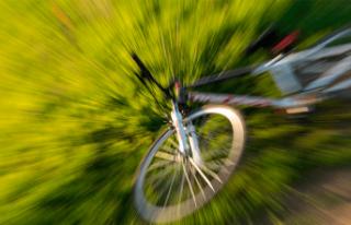 Kamyonun çarptığı bisikletli çocuk öldü