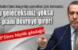 Başbakan Erdoğan'dan HDP'ye büyük gözdağı!