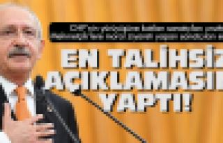 CHP'yi bitiren açıklama!
