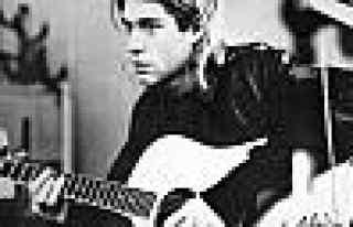 Kurt Cobain'in kayıp düeti bulundu