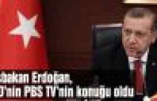 PBS Televizyonu'nun konuğu Başbakan Erdoğan