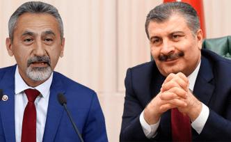 CHP'li Adıgüzel'den Bakan Koca'ya tepki