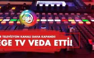 Ege Tv veda etti