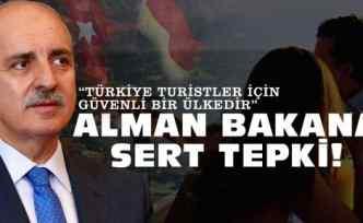 Türkiye turistler için güvenlidir!