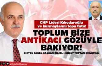 Kılıçdaroğlu ve kurmaylarını topa tuttu!