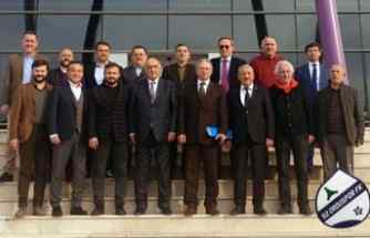 Yeni Orduspor'a eski Orduspor yönetimi