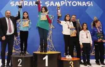 Satrançta 2 Türkiye şampiyonluğu geldi