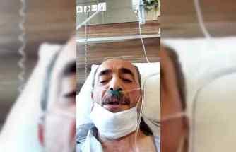 Koronavirüs'ten hayatını kaybeden hastanın son mesaj