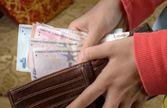 En düşük memur maaşı 4500 lira oldu