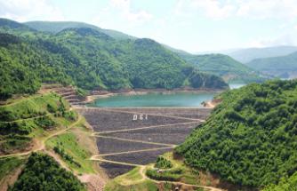 Ordu'ya son 18 yılda 3 baraj ve 1 gölet yapıldı